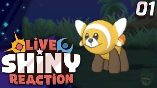 Stufful  - (Pokémon) - [LIVE] EPIC SHINY STUFFUL! | 91 ENCOUNTERS! [SOS Method] - Pokémon Sun & Pokémon Moon - hi im twit