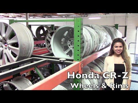 Factory Original Honda CR-Z Wheels & Honda CR-Z Rims – OriginalWheels.com