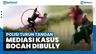 Viral Video Pemuda Banting Bocah ke Kubangan Air, Polisi: Pelaku Mengaku Hanya Bercanda
