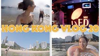 Hong Kong Vlog 20 ☁ Repulse Bay day trip! Red Mister Karaoke