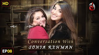 Hareem Farooq I Conversation with Sonia Rehman I Episode 08 | Aaj Entertainment