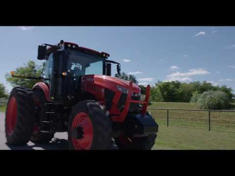 2020 Kubota M8-211 in Beaver Dam, Wisconsin - Video 1