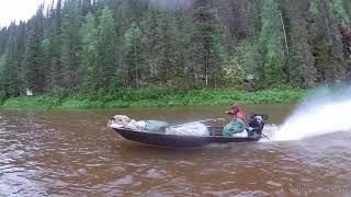 Река березовая пермский край рыбалка