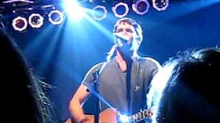 Best Laid Plans- JAMES BLUNT @ One Mayfair, Sept, 29th, 2010