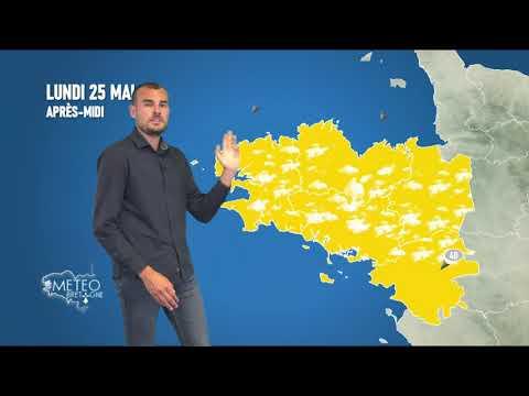 Illustration de l'actualité La météo de votre lundi 25 mai 2020