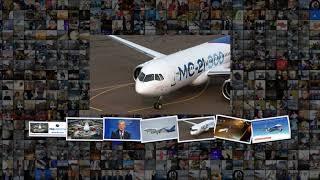 В России прокомментировали проблемы с выпуском самолета МС-21