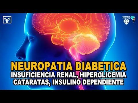 Una complicación de la diabetes tipo 1 en niños
