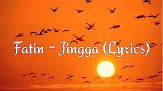 Fatin   Jingga (Lyrics)