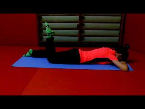Krótkie ćwiczenia mięśni