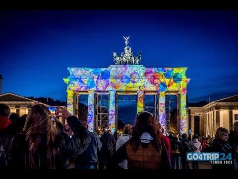 FESTIVAL OF LIGHTS BERLIN 2018 - Brandenburger Tor