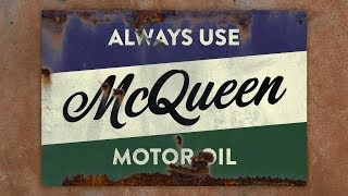 How To Create A Vintage Rusty Metal Sign Using Illustrator & Photoshop