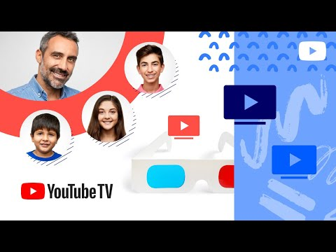 An overview of YouTube TV family plans | US only