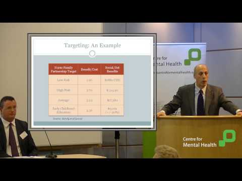 Centre For Mental Health Lecture 2013, Professor Richard Frank Mp3