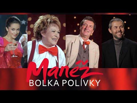 Silvestrovská Manéž Bolka Polívky ❖ Speciální vydání hudebně zábavného pořadu (2003)