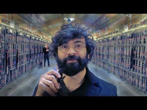 Dans une mine secrète de bitcoins en Islande