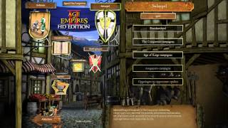 Age of empires 2 HD for mac