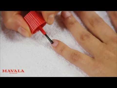 Mezzi da un fungo su pelle principale