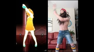 Side By Side: Just Dance 2 - Proud Mary