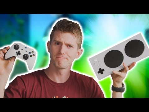 Is Microsoft… the Good Guy? - Xbox Adaptive Controller