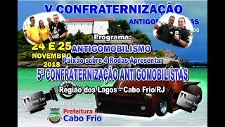 5ª Confraternização AVA Cabo Frio-RJ