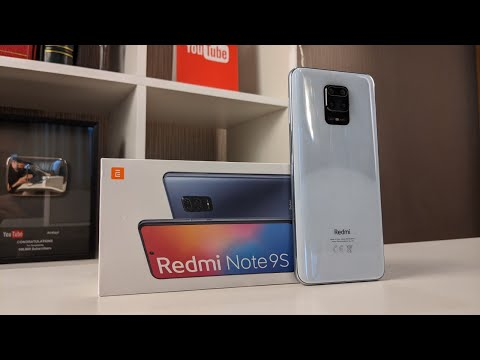 Стрим  про Redmi Note 9S / Арстайл /