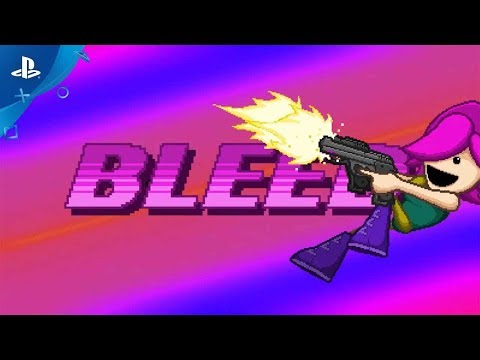 Bleed - Launch Trailer | PS4 thumbnail