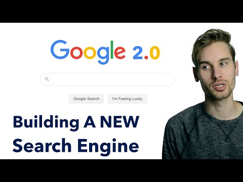 Can I Make A Search Engine From Scratch?