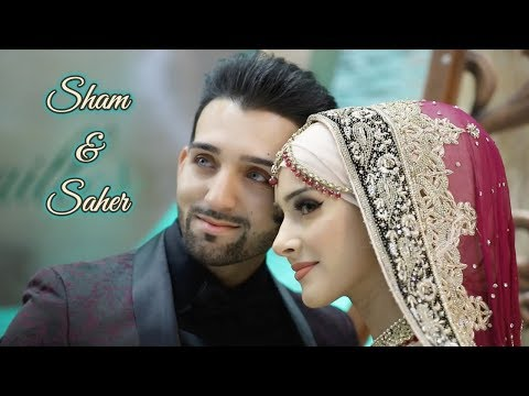 Sham & Saher | Official Engagment & Nikaah Highlights |