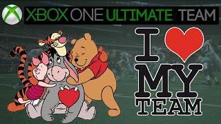 NFL - NFL  Madden 15 Ultimate Team - I LOVE MY TEAM! | Madden 15 Ultimate Team Gameplay