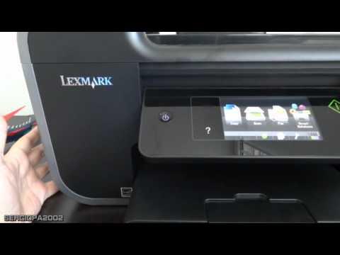 Lexmark Pinnacle pro 901 mejor impresora, scanner, fax y copiadora todo en uno, y tinta mas barata