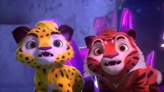 Лео и Тиг - Таинственная пещера - Премьера мультфильма для детей (2 серия)
