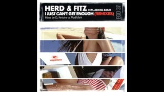 Herd & Fitz Feat Abigail Bailey - I Just Can'T Get Enough (Freemasons Remix) (LONG VERSION)