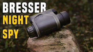 Nachtsichtgerät BRESSER Night Spy 1.7x24 GEN 1 (ANALOG) - Testbericht Gear Review