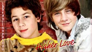 Higher Love :: Nick Jonas & Luke Benward