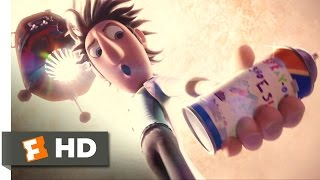 Cloudy With A Chance Of Meatballs - Kitchen's Closed! Scene  9 10    Movie S