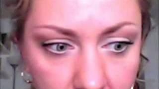 натуральный макияж для увеличения глаз