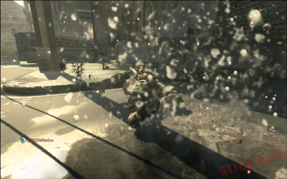 Grenade To The Groin Makes This Call Of Duty Kill A Bit Different