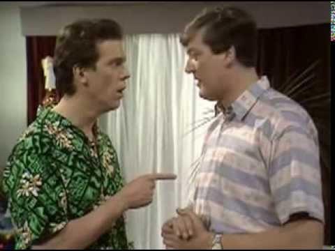 Шоу Фрая и Лори. Английский юмор \