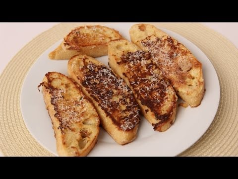 Savory French Toast Recipe – Laura Vitale – Laura in the Kitchen Episode 445
