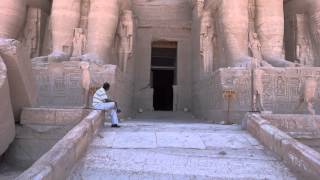EGYPT - The Great Temple of Ramses II at Abu Simbe