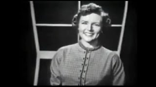 ♫ Betty White ♫ NEVERTHELESS I'M IN LOVE WITH YOU ♫ 1954 ♫