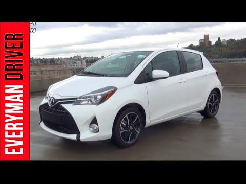FIRST DRIVE: 2015 Toyota Yaris on Everyman Driver