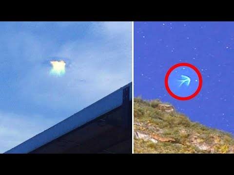 People All Over The World Keep Seeing These Things In The Sky But What Are They?