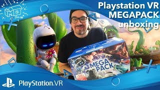 Playstation VR / Mega Pack ._. unboxing / deutsch / german