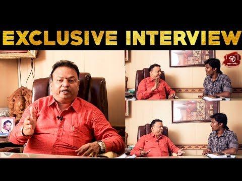 Ishari K.Ganesh Actor Interview