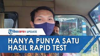 Terjaring Larangan Mudik dan Hanya Ada 1 Hasil Rapid, Rombongan Asal Klaten Batal Lamaran di Madiun