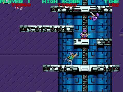 [TAS] Arcade Bionic Commando by RobynS in 04:54,85