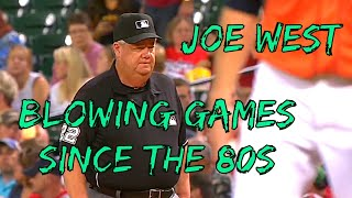 Joe West sucks