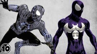 Top 10 Spider-Man Suits