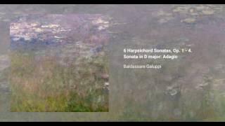 6 Harpsichord Sonatas, Op. 1